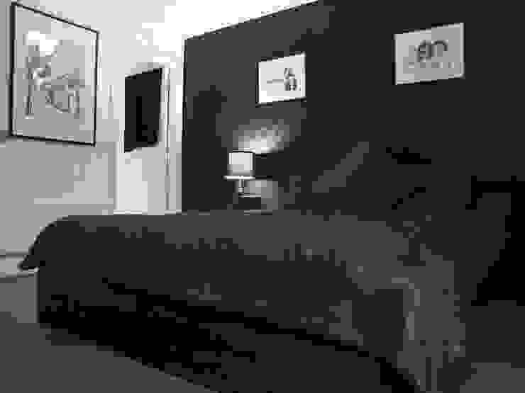 Master Bedroom Modern style bedroom by elliot James Pte Ltd Modern
