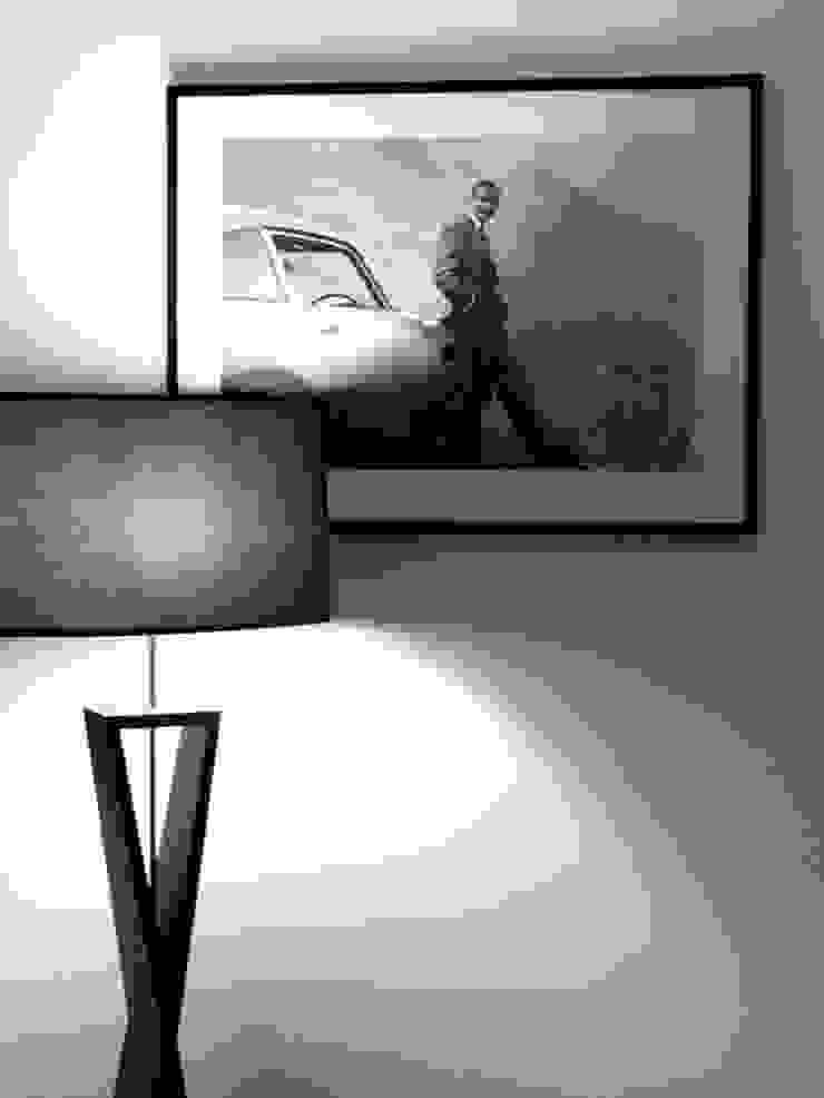 bedroom lighting Modern style bedroom by elliot James Pte Ltd Modern