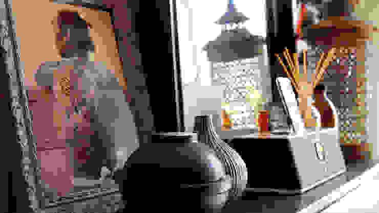 Appartement Bohème Salon original par Harfang Decoration Éclectique