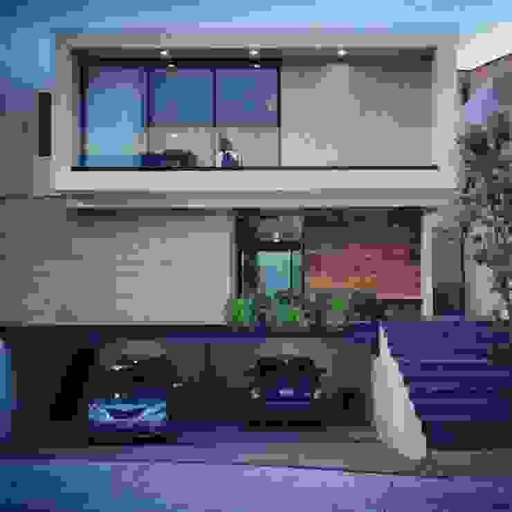 CASA VILLA PALMAS Casas modernas de DA:HAUS Moderno