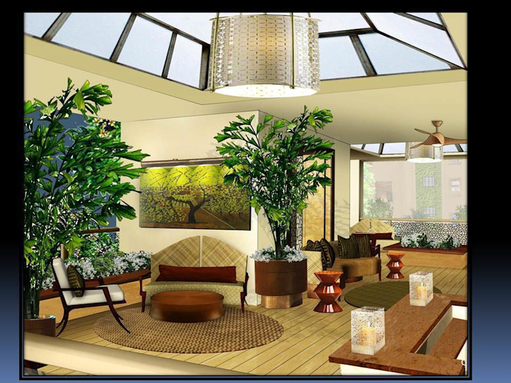 Hospitality Projects: tropical  by DESIGN OLTRE ORIZZONTE,Tropical