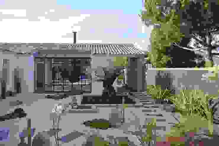 Maison CH Chambre par agence anthony costa architecte