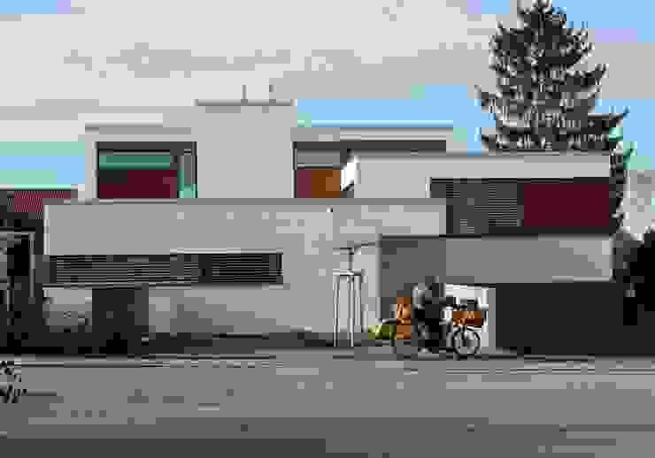現代房屋設計點子、靈感 & 圖片 根據 Udo Ziegler | Architekten 現代風
