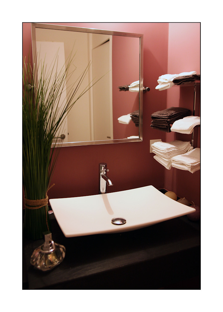 Before After Home Modern Bathroom