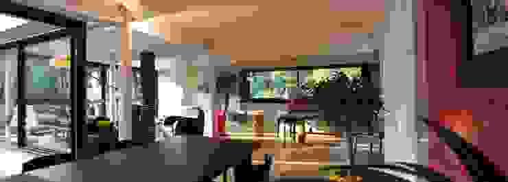 pièce de vie Salle à manger moderne par Before After Home Moderne