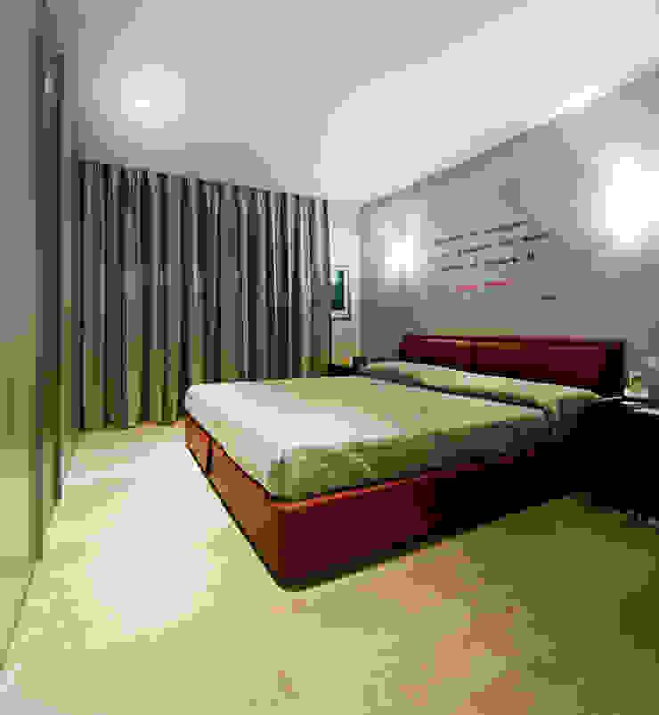 MM flat in Rome Case moderne di Davide Coluzzi DAZ architect Moderno