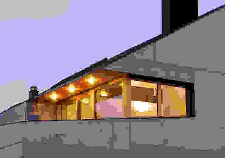 Nowoczesne domy od Udo Ziegler | Architekten Nowoczesny