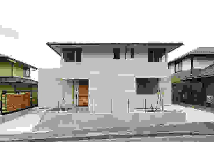 N-house モダンな 家 の Ishimori Architects モダン
