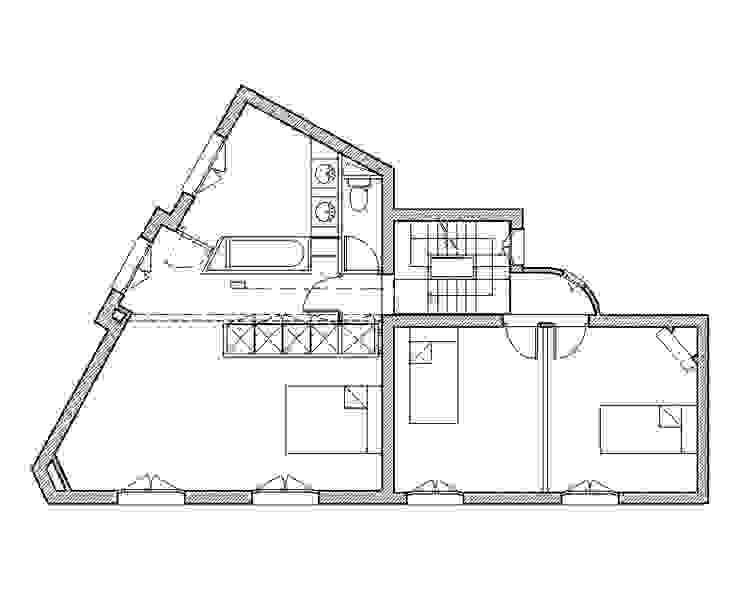 maisons 13ème – paris par clermont architectes