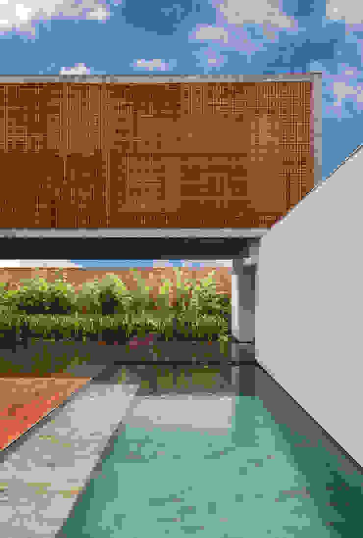 Jardim dos Pampas Jardins modernos por Hanazaki Paisagismo Moderno