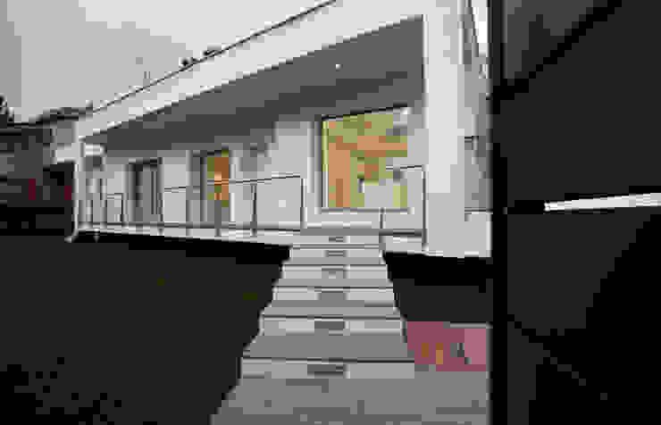 Villa Biancocubo di Marg Studio Minimalista