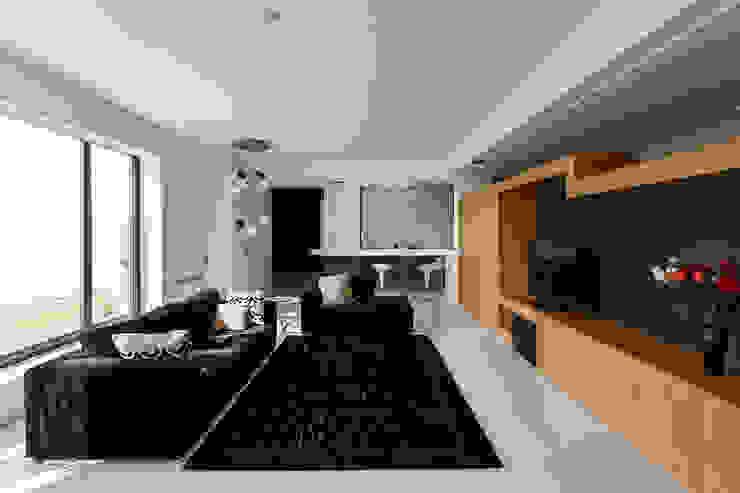 Il soggiorno di Studio 4e Moderno