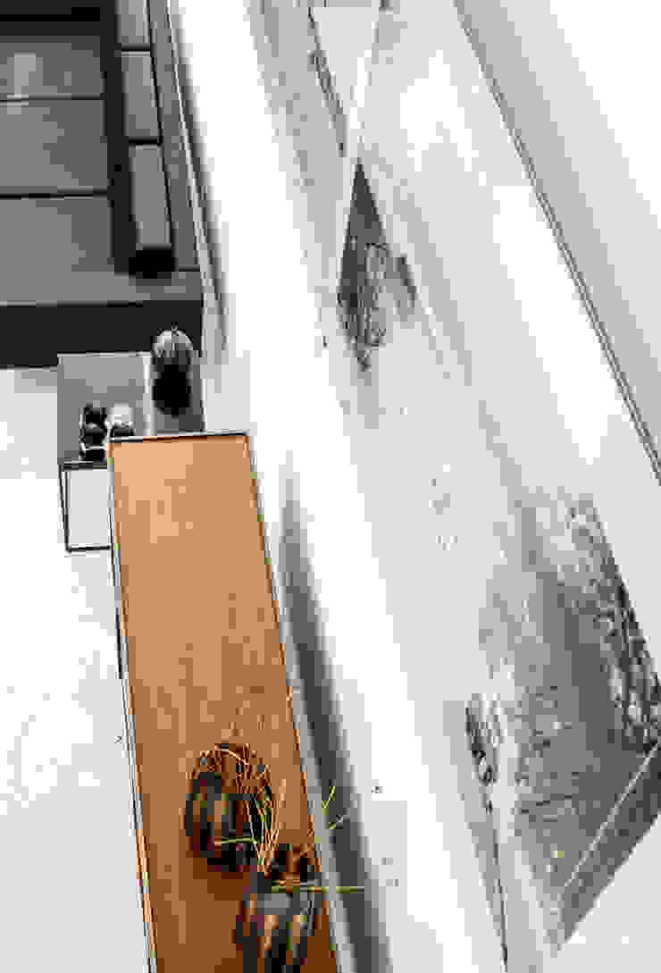 Detalle de interiorismo en la estancia Casas modernas de TaAG Arquitectura Moderno