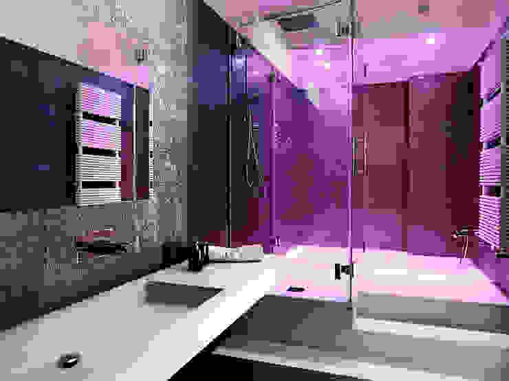 Il bagno in camera di Studio 4e Moderno