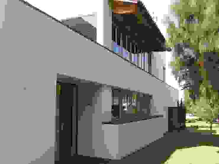 Moderne huizen van Taller Luis Esquinca Modern