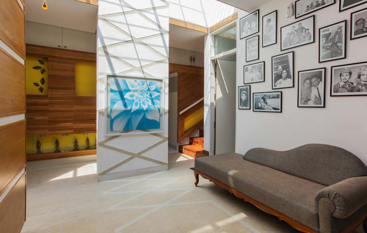 eclectic  by Gaurav Roy Choudhury Architects, Eclectic
