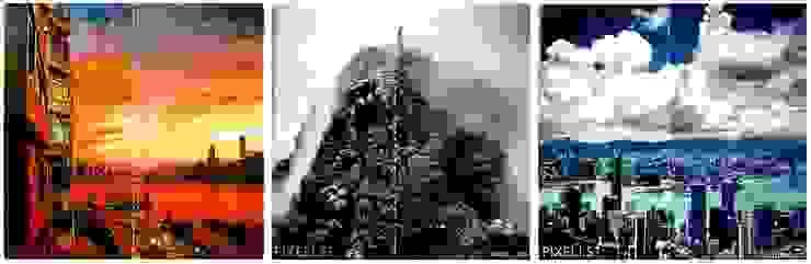 Pixelist by PIXELI.ST