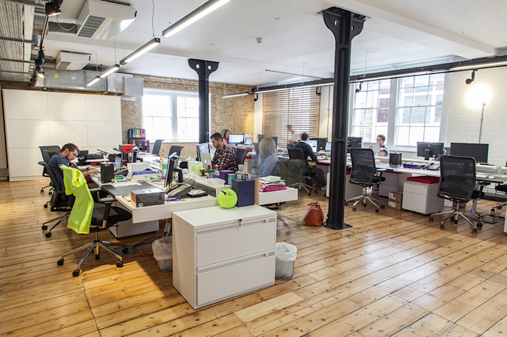 Beats K2 Space Industrial style offices & stores