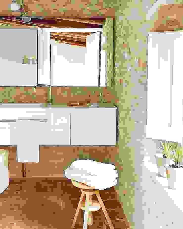 Albons - Cases Singulars de l'Empordà Baños de estilo rural de TONO BAGNO | Pasión por tu baño Rural