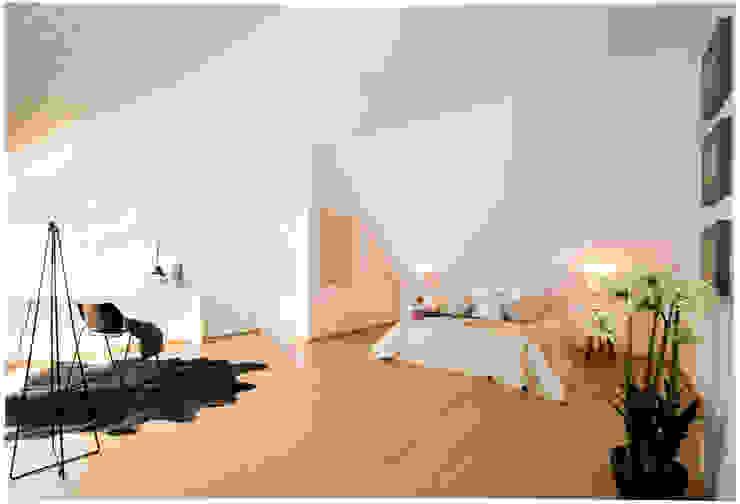 Schlafzimmer von Luna Homestaging