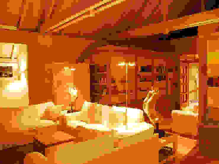 SPA Badehaus mit Sauna - Fleesensee Spa von DEKOLUX Lichtplanung e. K.