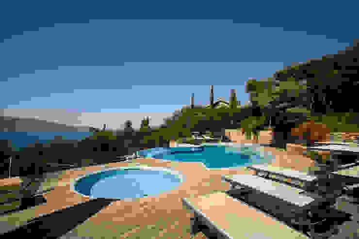 Villa in Ansedonia I Moderne Häuser von Studio Transit Modern