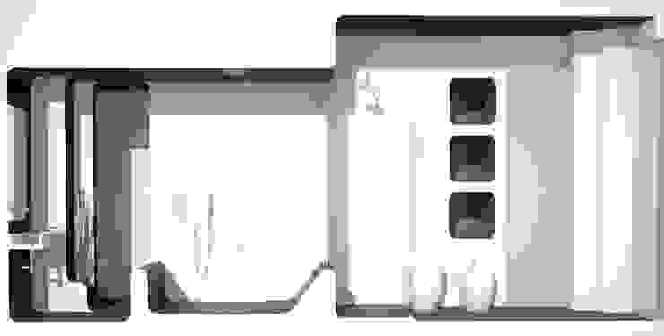 Abitazione in zona fiera Case di auge architetti