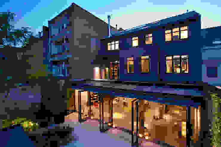 House C Maisons modernes par Jean-François ROGER FRANCE Moderne