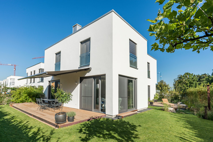 herzog,kassel+partner Casas modernas