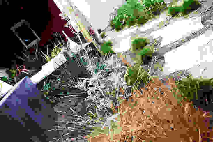 Un jardin greco-méditerranéen Jardin original par Art d'Esprit Éclectique
