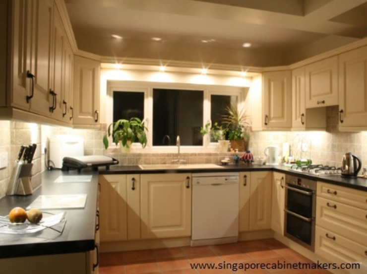 Kitchen Cabinets by Singapore Cabinet Makers