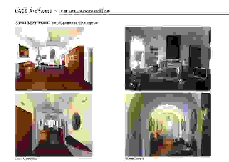 Appartamento Parioli di Labs architetti