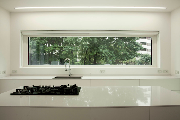 CUCINA Cucina minimalista di Marg Studio Minimalista