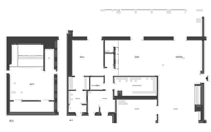 A05 | RISTRUTTURAZIONE APPARTAMENTO BOLOGNA Case di Matteo Spattini Architetto