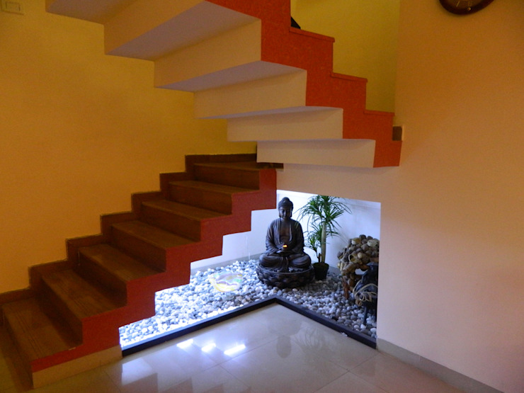 Project Encore - Fusion Staircases Minimalist houses by Floorspace Minimalist