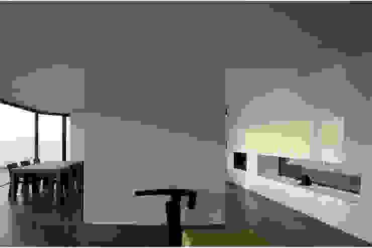 AIBS Salon moderne par AABE Moderne
