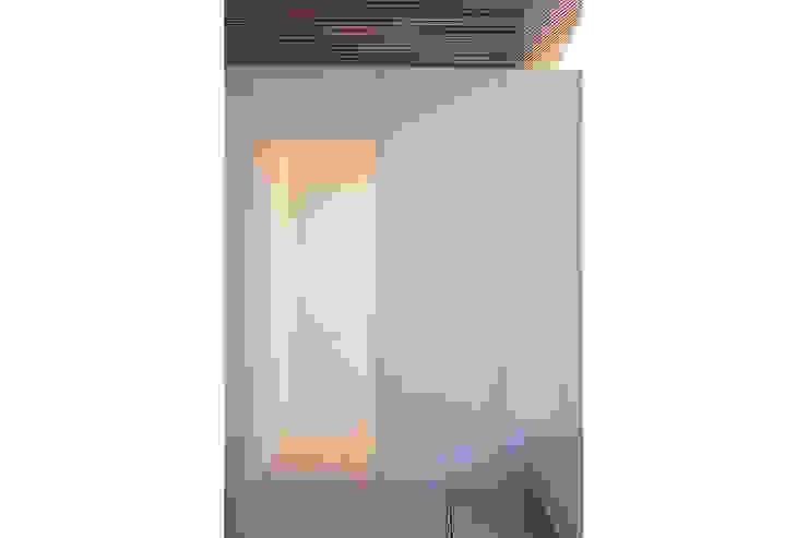 ALON Couloir, entrée, escaliers modernes par AABE Moderne
