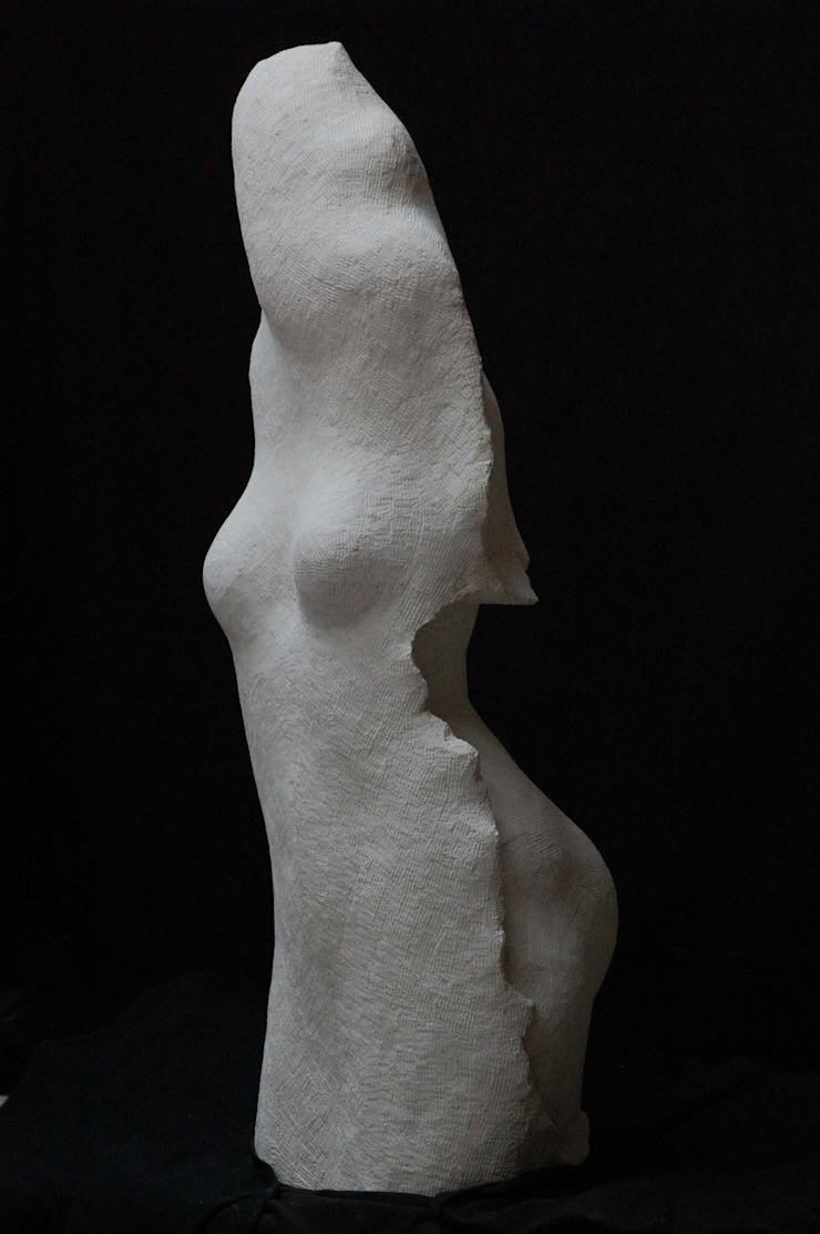 Sculptures in marble and limestone by Northern Ignorance