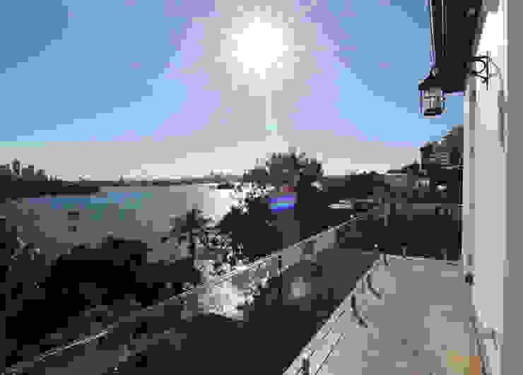 Moderne Häuser von Corner-S Architectural Design (Australia) Modern