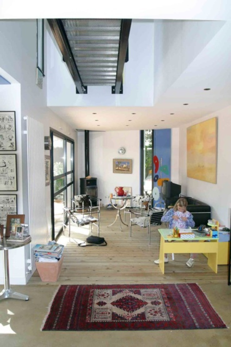 La maison de La Baule par Pierre Vincent Architecte DPLG