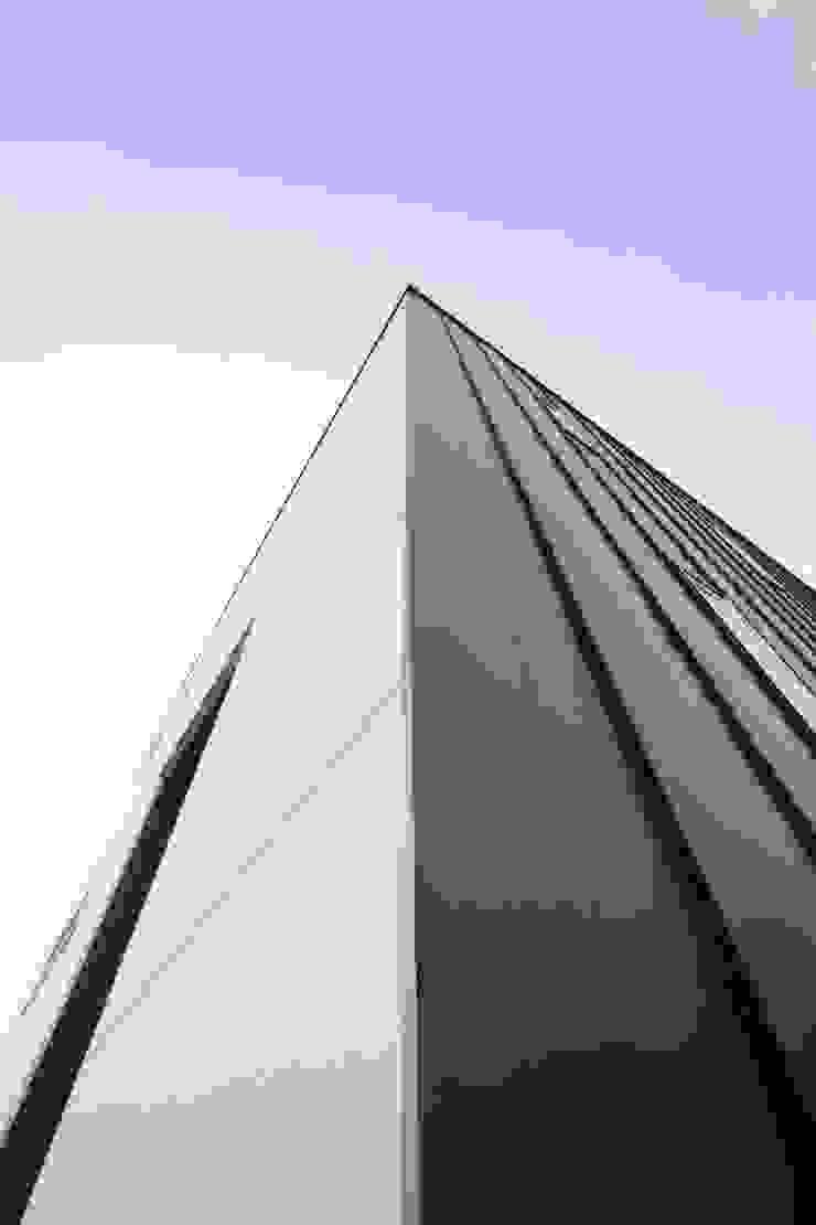 Casas modernas de CAF垂井俊郎建築設計事務所 Moderno