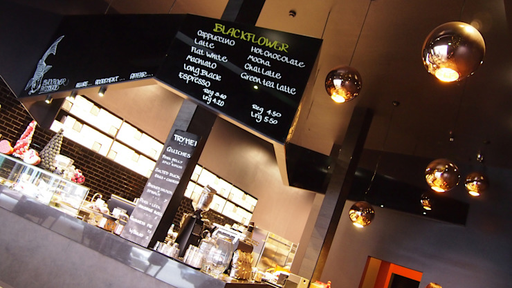 Blackflower Patisseries -Australia Gastronomy by Corner-S Architectural Design (Australia)