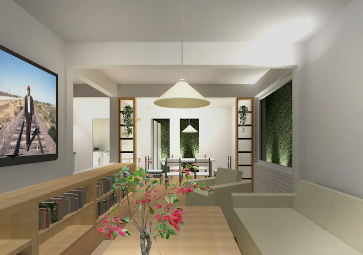 Casa Jacaranda Espacios de estudio-HA