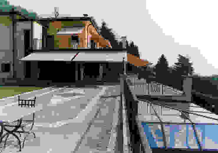 casa F - 1975 di studio moscatelli Rurale