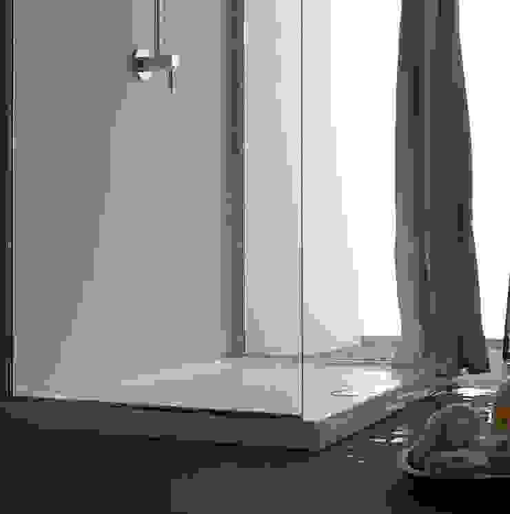 Tenda doccia in tessuto idrorepellente di GAL srl Moderno