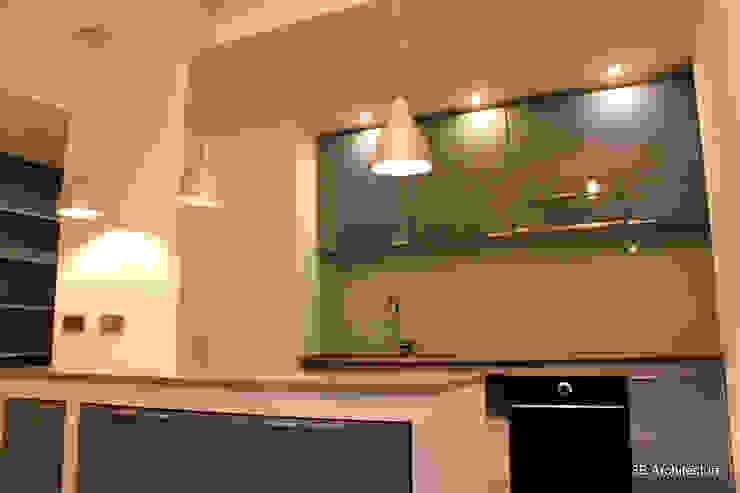 Кухня в стиле модерн от 3B Architecture Модерн