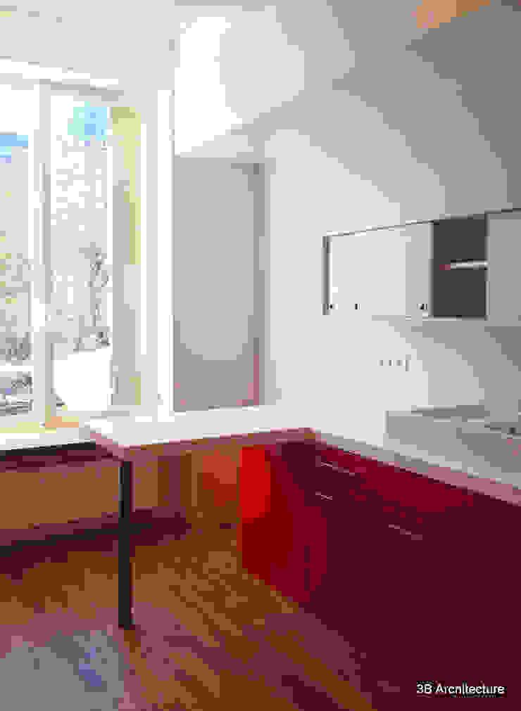 Cuisine Cuisine moderne par 3B Architecture Moderne