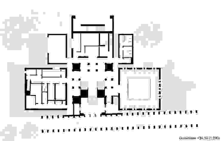 HOUSE OF PRAYER de Linazasoro & Sánchez Architecture