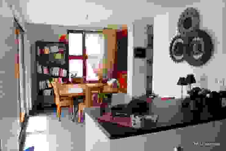 Espace repas Cuisine moderne par 3B Architecture Moderne