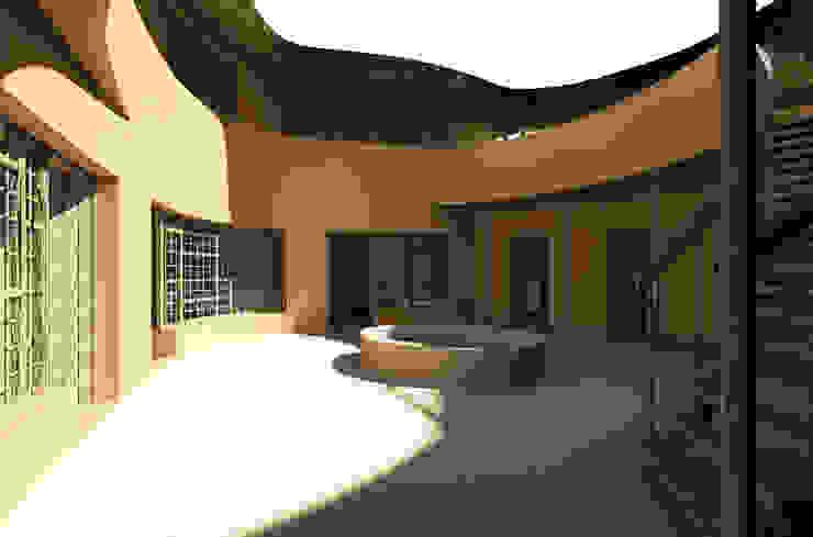 Tata Somba Maisons rurales par Ania Klukowski / architecte et Michel Grasso / architecte Rural